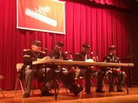 The Civil War Reenactors (Thom Davis, Albert El, Joe Becton, Robert Houston)