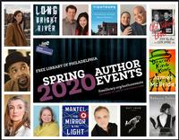 Here's just some of the higjlights from the Spring 2020 Free Library Author Events schedule!
