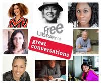 Join us for an evening with one of these authors this summer!