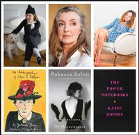 Attend Author Events this March featuring Maira Kalman, Rebecca Solnit, and Katie Roiphe.