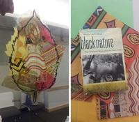 Black Nature literature and art making workshop