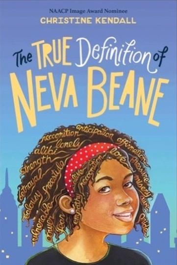 The True Definition of Neva Beane was released in September 2020. Original book cover.