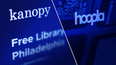 Effective June 30, 2021, we will no longer be offering Kanopy and Hoopla services to our patrons.