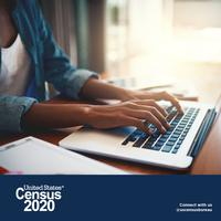The 2020 Census can be completed online, by phone or by mail. Look for your invitation in the mail.