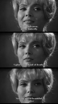 Stills from <i>Cléo from 5 to 7</i>.