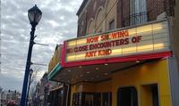The Colonial Theater in Phoenixville, PA having some fun with their marquee while they are closed due to COVID-19.