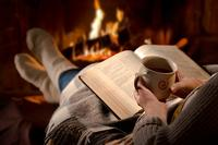 Spend the winter inside with one of these book suggestions