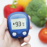 Monitor your blood sugar to help control and/or prevent diabetes.