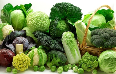 There are so many kinds of greens!