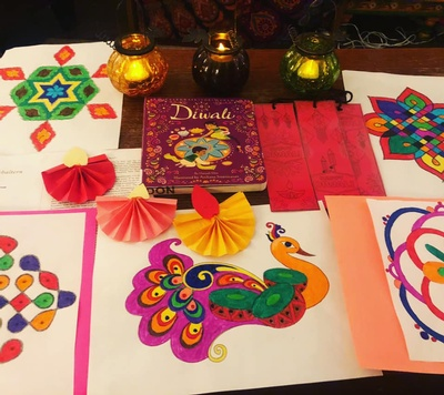 Diwali Arts and Crafts.