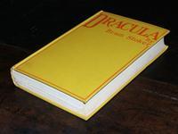First edition of <i>Dracula</i>, 1897.