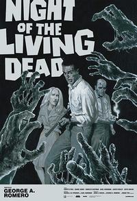 Duane Jones as Ben, front and center in the groundbreaking horror film <i>Night of the Living Dead</i>