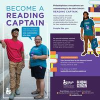 Become a Reading Captain today!
