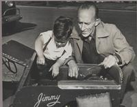 A Father and Son 1954 - From our <a href='http://libwww.freelibrary.org/diglib/SearchItem.cfm?ItemID=arcm00192'>Digital Collections</a>