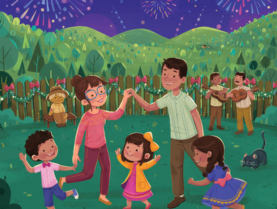 Start your family's new year with one of these picture books about the holiday!