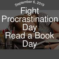 Fight Procrastination: Read a Book!