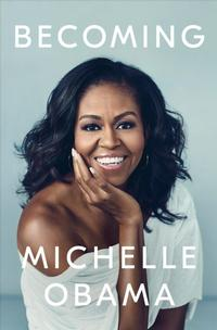 <i>Becoming</i> by Michelle Obama