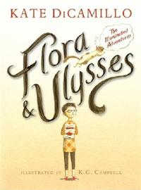Flora & Ulysses is the 2014 Newbery Award winner