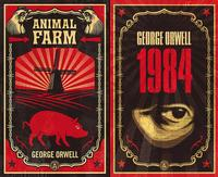 George Orwell's <i>Animal Farm</i> and <i>1984</i>