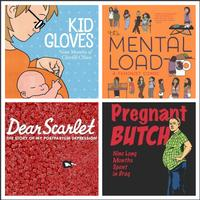 Check out these candid graphic novel memoirs about motherhood!