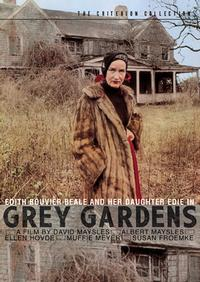 Grey Gardens movie poster © The Criterion Collection