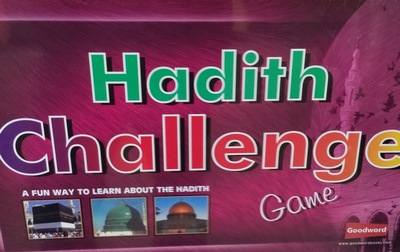 Hadith Challenge Game in the Islamic Traveling Treasures