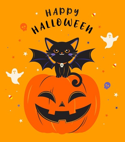 Celebrate Halloween with these silly and spooky picture book recommendations!