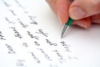 Letter-writing creates a tangible connection between humans.