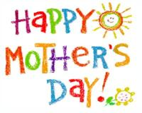 Mother's Day is Sunday, May 11