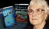 Harper Lee, author of <i>To Kill a Mockingbird</i> and <i>Go Set a Watchman</i>