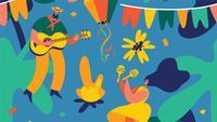 Celebrate Hispanic Heritage Month with the Free Library!  ¡Celebre el Mes de la Herencia Hispana con la Biblioteca Pública!