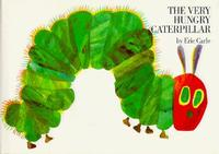 Book cover of <i>The Very Hungry Caterpillar</i> by Eric Carle
