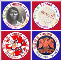Download your I Voted sticker today!