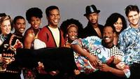 The cast of <i>In Living Color</i>