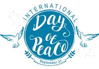 International Day of Peace is celebrated yearly on September 21.
