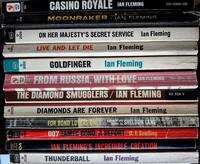 James Bond mass market paperbacks