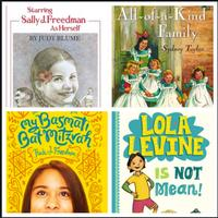 Some of my Favorite Jewish (and Half Jewish) Family Children's Books!
