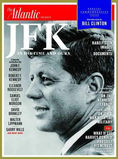 2013 article on JFK in The Atlantic by Robert Dallek