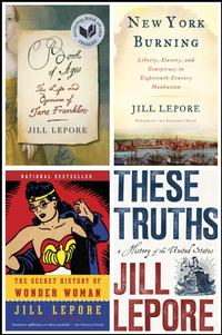 Jill Lepore's award-winning books