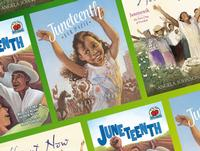 These three picture ebooks can help you share the importance of Juneteenth with your little ones.