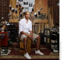 Award-winning author and illustrator Kadir Nelson