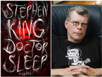 Stephen King's newest novel, Doctor Sleep