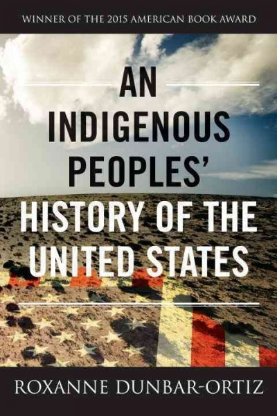 Book cover for An Indigenous People's History of the United States