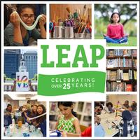 LEAP provides afterschool enrichment for students K-12