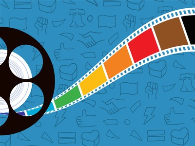 Connect to a wide selection of streaming LGBTQIA+ film with your Free Library card.