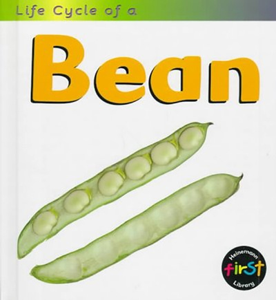 Life Cycle of a Bean by Angela Royston