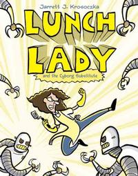 Lunch Lady author Jarrett Krosoczka is one of many author and illustrators adding daily content for children out of school.