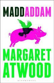 Cover of MaddAddam