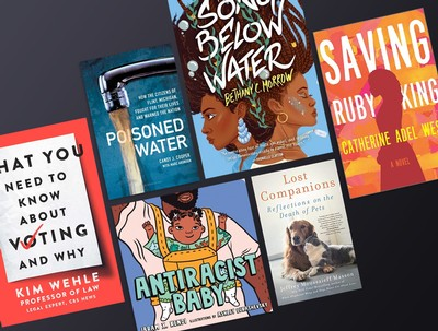Don't miss these new titles in the Free Library catalog!