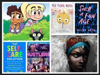 Check out these new titles available in December in our catalog and at a neighborhood library near you!